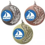 Sailing Laurel Medals