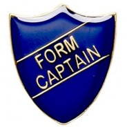 Shield Badge Form Captain