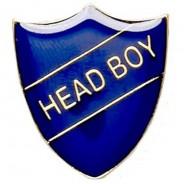 Shield Badge Head Boy