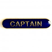 Bar Badge Captain