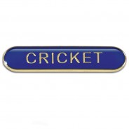 Bar Badge Cricket