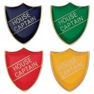Scholar Pin Badge House Captain