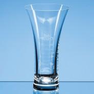 Neptune Plain Trumpet Vase