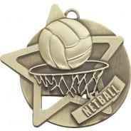 Netball Star Medal