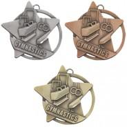 Gymnastics Star Medal
