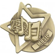 Music Star Medal