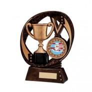 Typhoon Achievement Award with Swimming Insert