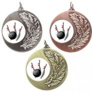 Ten Pin Bowling Laurel Medals