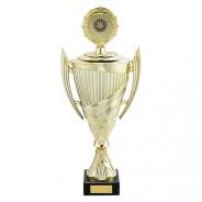 Crusader Plastic Cup Gold