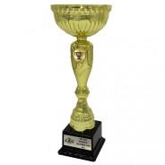 Gold Trophy on Plastic Base
