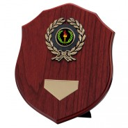 Meath Mahogany Plaque with Victory Insert