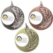Volleyball Laurel Medals