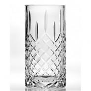 Panelled Cylinder Vase