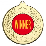 Winner Stars and Wreath Medals