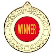 Winner Wreath Medals