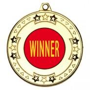 Winner Tri Star Medals