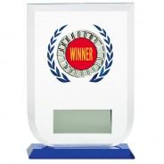 Multisport Glass Award with Winners Insert