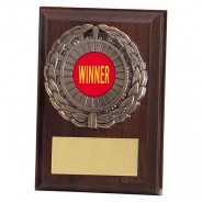 Shannon Cherrywood Plaque with Winners Insert