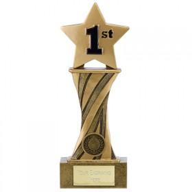 1st Place Showcase Star Award