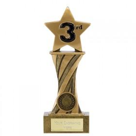 3rd Place Showcase Star Award