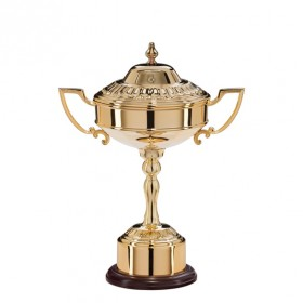 Sterling Gold Plated Cup