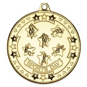 Sports Day 'Tri Star' Medal