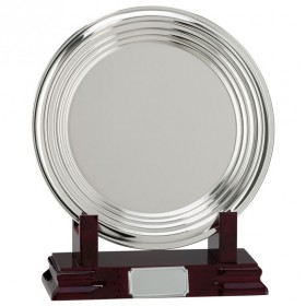 Inverurie Nickel Plated Salver Series