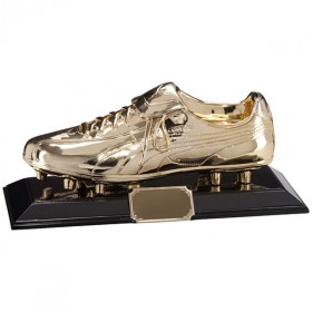 Classic Puma King Golden Football Boot Award