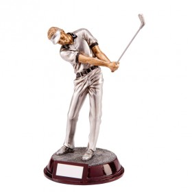 The Augusta Male Golf Figure