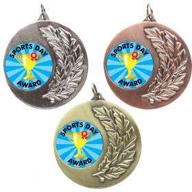 Sports Day Laurel Medals