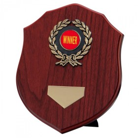 Meath Mahogany Plaque with Winners Insert